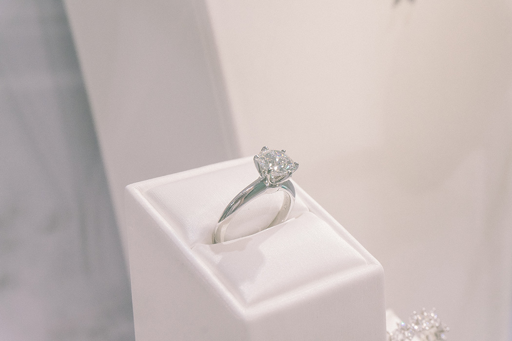 Tiffany & Co Engagement Rings in the Philippines