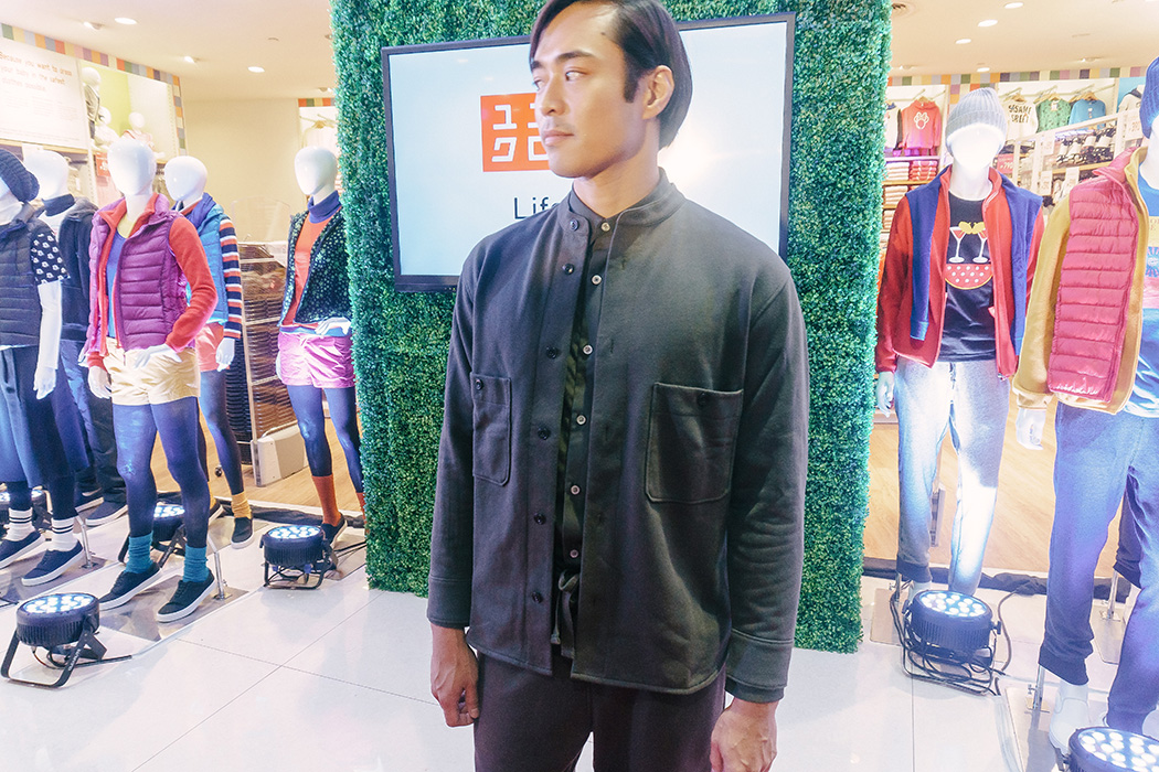 UNIQLO AND LEMAIRE