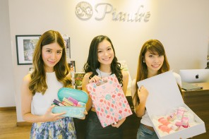 Pond's x Happy Skin #HappinessMakeover at Piandre Salon