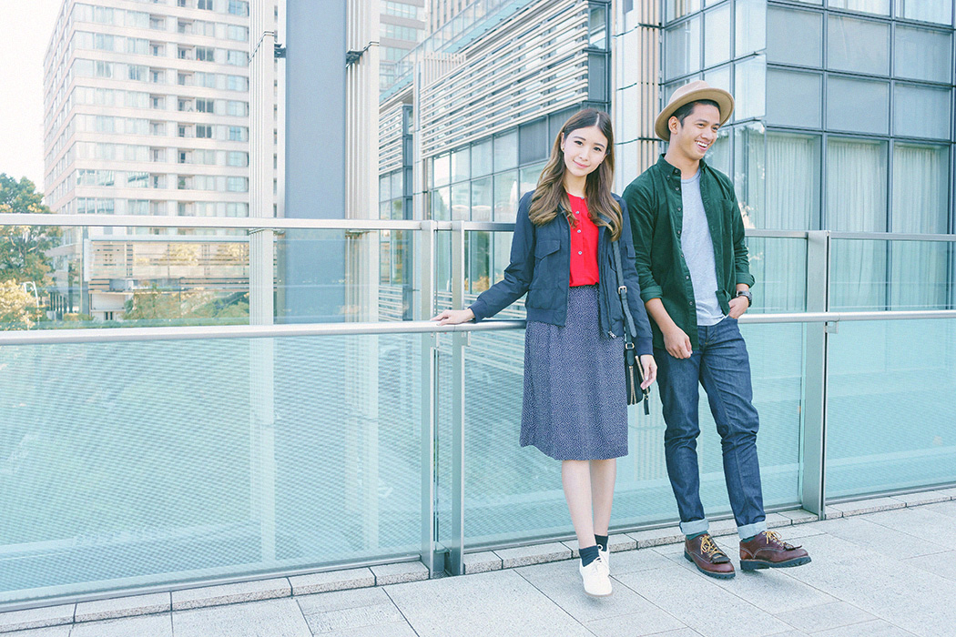 Tokyo Midtown with Uniqlo