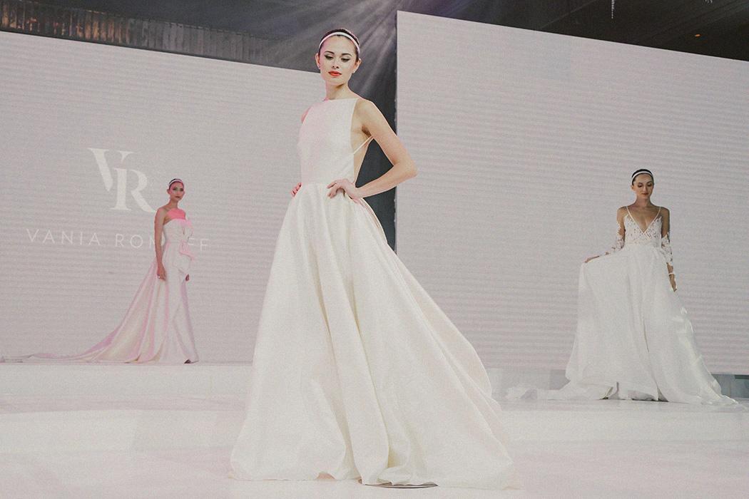 Vows of Elegance: Vania Romoff, Kristel Yulo, Maureen Disini ...