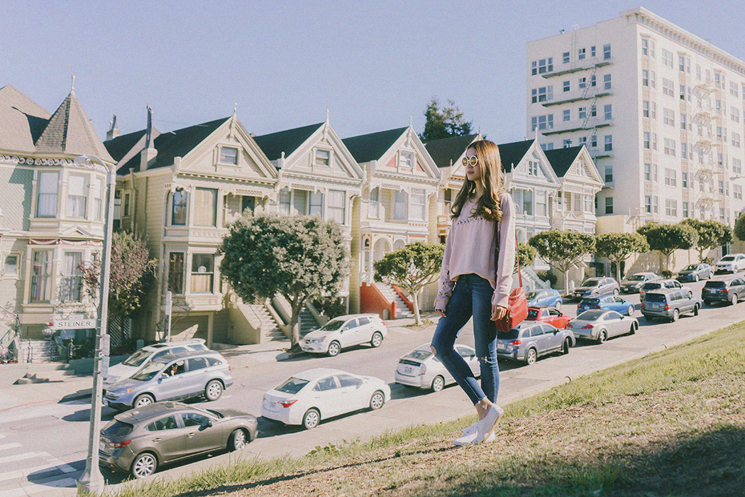 how to get to painted ladies