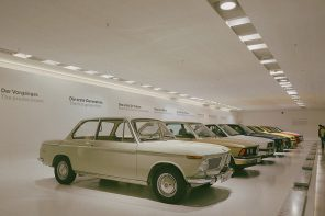 Munich: BMW Museum