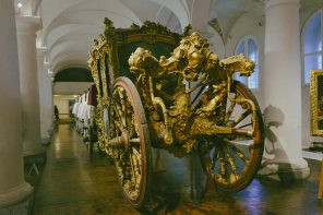 Munich: Marstallmuseum, Porzellanmuseum
