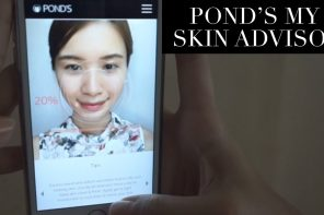 Pond's My Skin Advisor