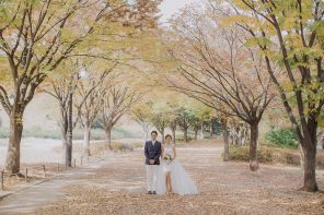 My Dream Korea Pre-Wedding Photo Shoot with Wedding Seoul