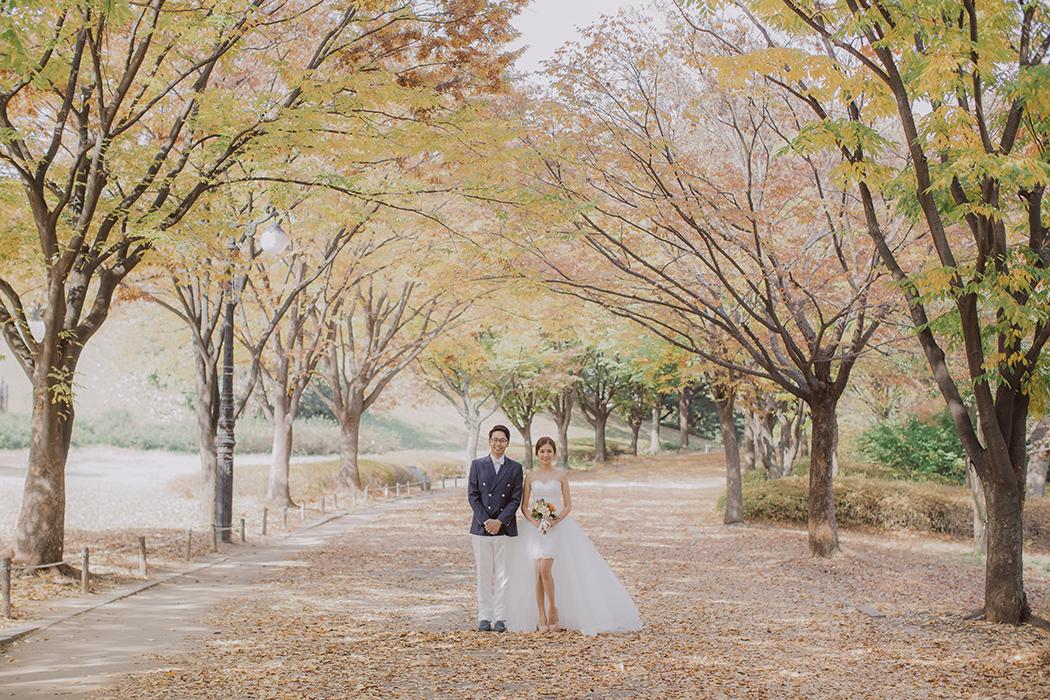 My Dream Korea Pre Wedding Photo Shoot With Wedding Seoul Tricia