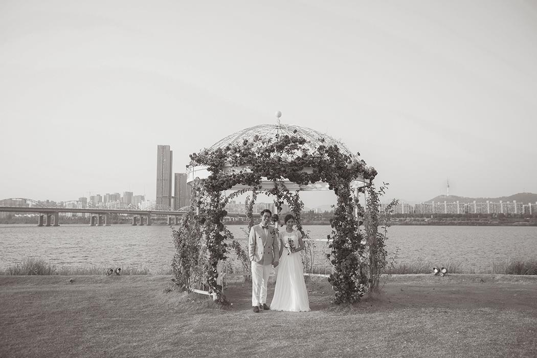 Tricia and RG's Romantic Fairytale Pre-Wedding Shoot in Korea