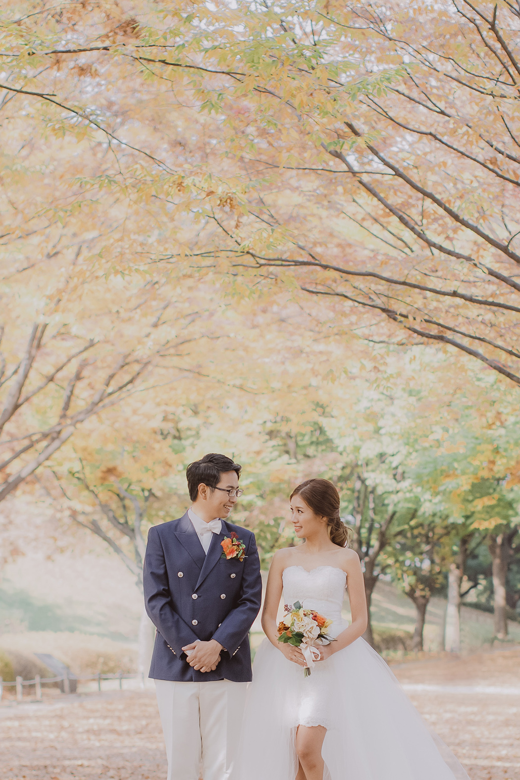 My Dream Korea Pre Wedding Photo Shoot With Seoul