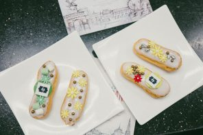 Making Eclairs with Chef Michoux: Celebrating 70 Years of French-Filipino Friendship at Makati Shangri-la