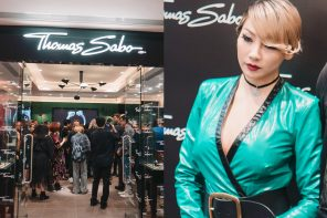 Thomas Sabo's HK Flagship Store with Special Guest CL