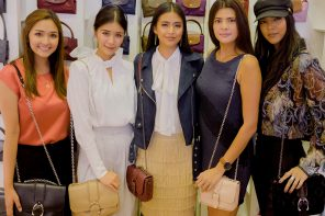 Longchamp Amazone Launch